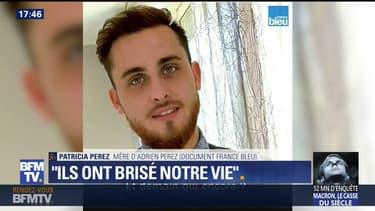 Adrien Perez a été mortellement poignardé à la sortie d'une boîte de nuit près de Grenoble.