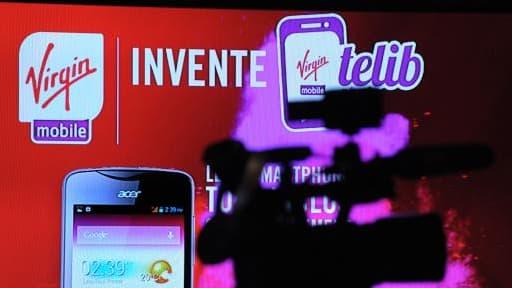 Virgin Mobile revendiquait 1,67 million d'abonnés à la fin mars.