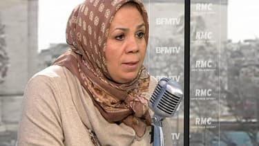 Latifa Ibn Ziaten, la mère de l'une des victimes de Mohamed Merah, rend hommage à son fils dans un livre.