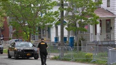 Le propriétaire de la maison, Ariel Castro, a été mis en examen pour enlèvement et viol.