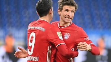 Müller ne pourra pas aider ses partenaires face aux Tigres.