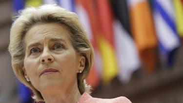 """Pour la présidente de la Commission européenne Ursula Von Der Leyen, un accord sur le Brexit """"reste possible"""""""