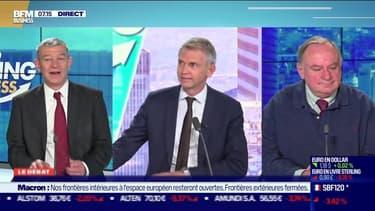 Le débat: Faut-il augmenter le salaire minimum en Europe ?, par Jean-Marc Daniel et Nicolas Doze - 29/10