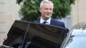Bruno Le Maire  affirme par ailleurs que le gouvernement ne touchera pas à la fiscalité de l'épargne salariale