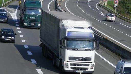 L'écotaxe pourrait alourdir le coût du transport de 5 à 8%.