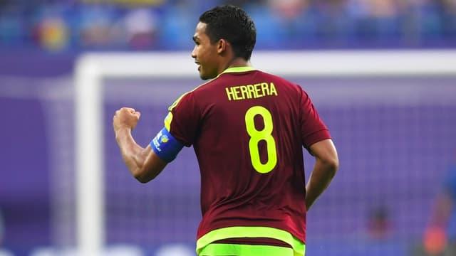 L'OL apprécierait beaucoup le jeune Yangel Herrera