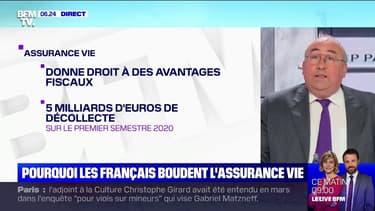 Pourquoi les Français boudent l'assurance vie