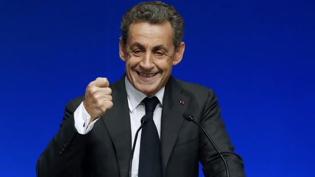 Nicolas Sarkozy, le 2 juillet 2016