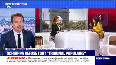 "Schiappa refuse tout ""tribunal populaire"" - 13/07"