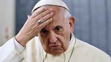 Le Pape François le 22 janvier 2018. (Photo d'illustration)