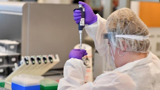 L'homme a recours à un test ADN commandé depuis les Etats-Unis. PHOTO D'ILLUSTRATION AFP