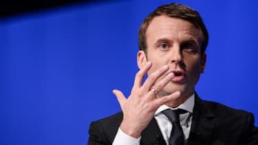 Emmanuel Macron ne veut d'une taxe sur les transactions financières que si la Grande-Bretagne l'adopte aussi.