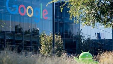 Le siège de Google près de San Francisco, en Californie, le 19 novembre 2020