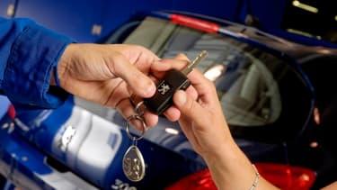Les immatriculations de Peugeot-Citroën ont baissé de plus de 13% en février.