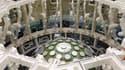 Le Laser Mégajoule (LMJ), un site d'expérimentation en cours de construction au sein du Centre d?études scientifiques et techniques d?Aquitaine (Cesta) au Barp, en Gironde. Cette structure permettant d'amplifier l'énergie de 176 rayons laser focalisés ver