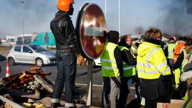 """Selon la police belge, """"des casseurs sont venus se greffer au mouvement des gilets jaunes"""""""