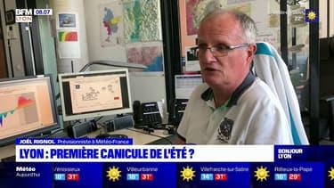 Jusqu'à 36°C à Lyon: des épisodes de chaleur de plus en plus réguliers