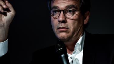 Arnaud Montebourg le 2 octobre 2017