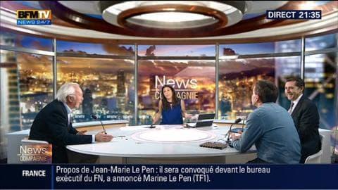 """Guy Birenbaum: """"Jean-Marie Le Pen a toujours été un antisémite"""""""