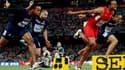 Dimitri Bascou, Garfield Darien et Pascal Martinot-Lagarde n'ont pas réussi à se hisser sur le podium du 110 m haies des Mondiaux