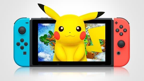 Très attendue par les fans, la licence Pokemon pourrait faire son apparition sur Switch d'ici la fin de l'année.