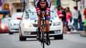 Tom Dumoulin, nouveau leader de la Vuelta
