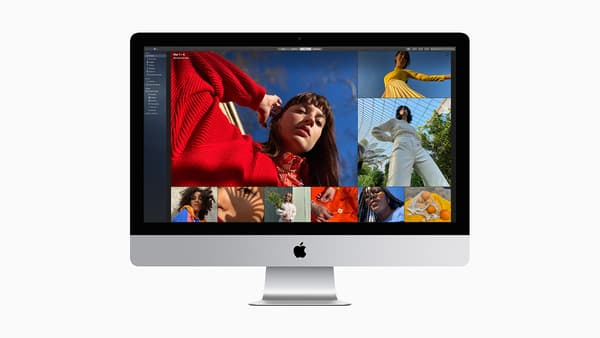 L'iMac 27 pouces d'Apple, version 2020