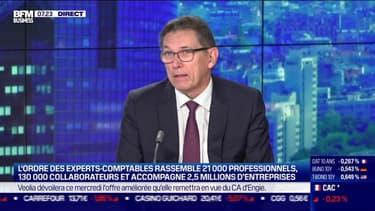 Charles-René Tandé (Ordre des Experts-comptables): Crise, le rôle déterminant de l'expert-comptable - 30/09