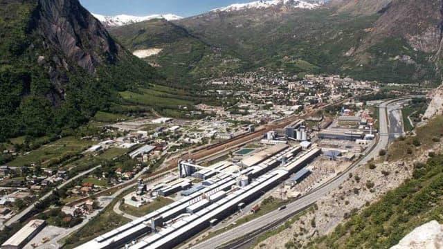 Rio Tinto Alcan Est en négociations pour la reprise de son site de Saint-Jean-de-Maurienne