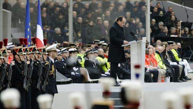 Pour l'Union Nationale des Combattants (UNC), les mesures proposées pour les victimes des attentats de 2015 devraient être étendues aux familles des militaires et policiers morts pour la France.
