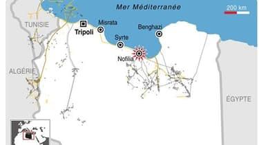 LES INSURGÉS LIBYENS AURAIENT REPRIS LA VILLE DE NOFILIA