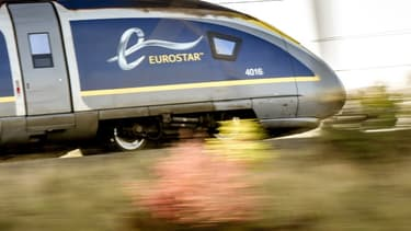 Un Eurostar - Image d'illustration
