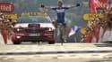 La victoire du Français Julian Alaphilippe, lors de la 10ème étape.