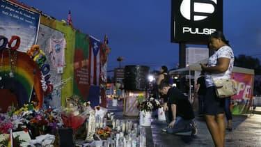 Les hommages aux victimes du Pulse, à Orlando, un an après la tuerie.