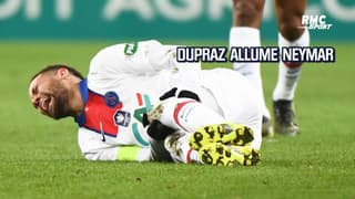"""Caen - PSG : """"Je ne vais pas pleurer, je laisse ça à Neymar"""" tacle Dupraz"""
