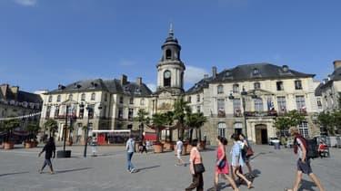 Rennes affiche un rendement locatif brut compris entre 4,5 et 5%.