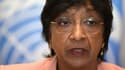 Le haut-commissaire de l'ONU aux droits de l'Homme, Navi Pillay, le 29 mai 2014.