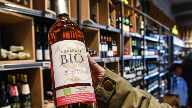 Les ventes en France de vins bio ont triplé en sept ans pour atteindre 1,2 milliard d'euros en 2017.