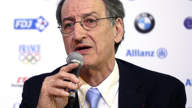 Le président du CNOSF, Denis Masseglia