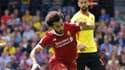 Mohamed Salah buteur contre Watford