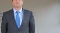 Nicolas Sarkozy et son équipe font preuve de trop d'ambiguïté vis-à-vis du Front national, ce que Jacques Chirac n'avait jamais fait, a déclaré François Hollande mercredi sur France 2. /Photo prise le 24 avril 2012/REUTERS/Philippe Wojazer