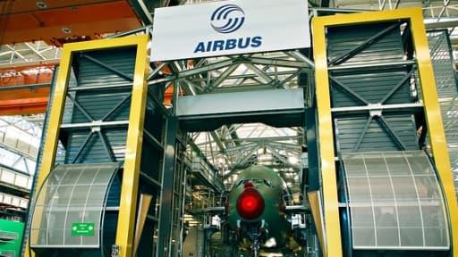 Le site d'Airbus à Blagnac, à coté de Toulouse, a accueilli 120.000 visiteurs en 2012, selon l'Adeve.