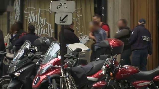 Un homme, fiché S pour radicalisation, a été arrêté ce jeudi à Paris.