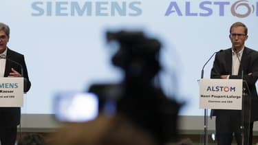 Pour la Commission européenne, Alstom/Siemens ensemble aurait plus de 70% de part de marchés en Europe dans la signalisation ferroviaire et les TGV.