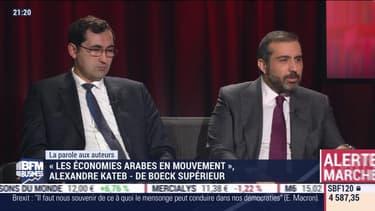 La parole aux auteurs: Alexandre Kateb et Abdelmalek Alaoui - 31/01