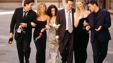 """Le casting de """"Friends"""""""