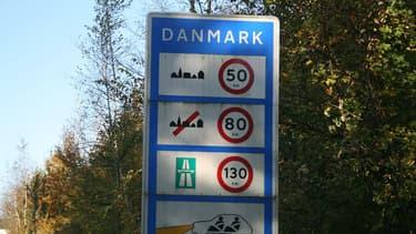 Au Danemark aussi, les routes secondaires sont limitées à 80km/h.