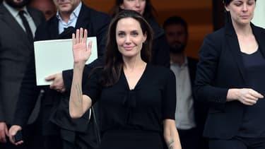 Angelina Jolie, le 16 mars 2016