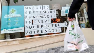 La quasi-totalité des pharmacies seront fermées ce 30 septembre.