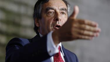 """François Fillon a fait plusieurs propositions pour une """"immigration maîtrisée""""."""